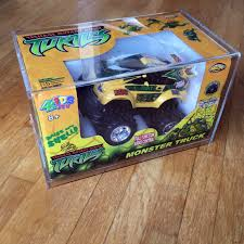 2008 TMNT NKOK R/C Monster Truck NIB Signed By Laird, Berger ... Teenage Mutant Ninja Turtles Toys In West Pilton Edinburgh Mutant Ninja Turtles Monster Trucks Wiki Fandom Amazoncom Jam Truck 125 Micro Mutants Sweeper Ops Vehicle At Tales Of The Hunter Leo Tmnt Hot Wheels Rev Tredz Lego Shellraiser Street Chase Itructions 79104 Allen Family Adventures Mania Control Rc 6000 Teenage Mutant Ninja Turtles Stealth Shell In Pursuit 79102 Vintage Shell Top 4x4 2004 Amt Model