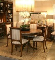 2377 Kristina Round Dining Room Table Overall