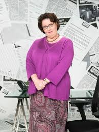 Phyllis Vance Dunderpedia The fice Wiki