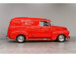 100 1952 Chevy Panel Truck Chevrolet For Sale ClassicCarscom CC1183900