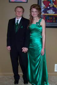 stuck on a prom dress