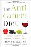 In The Anticancer Diet Reduce Cancer Risk Through Foods You Eat A Leading Expert David Khayat Shares His Knowledge On Role Of And