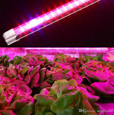 2ft 4ft t8 intergrated led grow light for indoor plant
