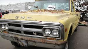 1969 GMC Sierra 2500 Long Bed Truck For Sale