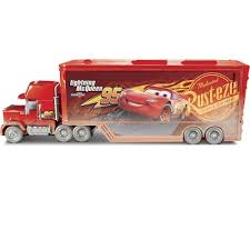 DISNEY CARS 3 - Fireball Beach Racers Mack Hauler – Gemdans
