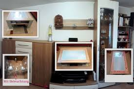 segmüller wohnzimmer in top zustand mit glastisch bis zum