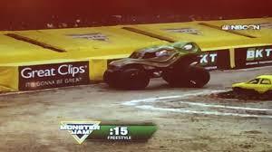 100 Monster Trucks El Paso Im Watching The Jam Finals From Birch Run Speedway