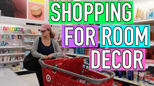Room Decor Shopping Going Minimalist