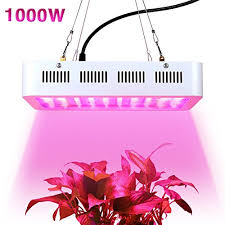 1000w led grow light bright spectrum chips