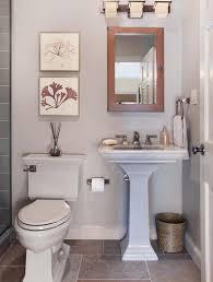 Half Bathroom Decorating Ideas Pinterest by Half Decor Charming Idea Design Half Bathroom Wall Decorating