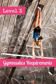 Usag Level 3 Floor Routine Tutorial by 3 Gymnastics Requirements