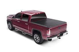 100 Frontier Truck Accessories BAK Industries 126503 Bed Cover BAKFlip FiberMax