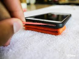 How to clean and disinfect your iPhone
