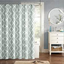 Brylane Home Bathroom Curtains by Bathroom Shower Ideas Shower Curtains Rods Bed Bath U0026 Beyond
