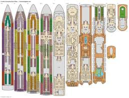 Azamara Journey Deck Plan 2017 by Carnival Sensation Deck Plans Diagrams Pictures Video