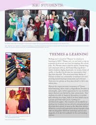100 Sau 4 2016 Annual Newsletter The School Around Us