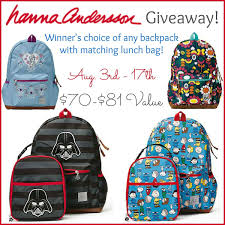 Hanna Andersson Backpack And Lunch Bag Giveaway - Ends 8/17 ... 21 Best Bpacks I Love Images On Pinterest Owl Bpack 19 Back To School With Texas Fashion Spot 37 For My Littles Cool Kids Clothes Punctuate Find Offers Online And Compare Prices At Storemeister Globetrotting Mommy Coolest For To Best First Toddler Preschoolers Little Kids Pottery Barn Mackenzie Aqua Mermaid Large Bpack Ebay 57917 New Pink And Gray Owls Print Racing Car Cath Kidston Kleine Kereltjes Gif Of The Day Shaggy Head Sleeping Bag Shop 3piece Quilt Set Get Free Delivery