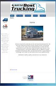 R. Wayne Bost Trucking: A Quality Carriers Affiliate Competitors ... Welcome To 3d Transportation And Dispatch Services Trucking Cargoever Take Your Cargo Evywhere Quality Carriers Opts For Bestpass Consolidate Toll Accounts Home Facebook Inc Tampa Fl Rays Truck Photos Dearborn Steel Express Not Just Another Company Try Creative Compensation Programs Bring In New Drivers Qc Quality Carriers Youtube Us Advanced Everoad Freight Brokers Load Boards Direct