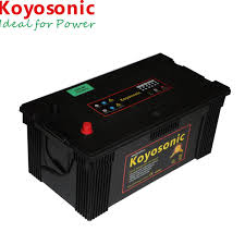 100 Heavy Duty Truck Battery China 12V 200ah Maintenance Free China