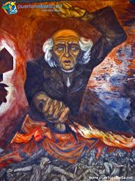 Jose Clemente Orozco Murales by El Grito September 15 U0026 16 Mexico U0027s Independence Day