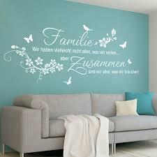 wandtattoo wandsticker wandaufkleber wohnzimmer familie