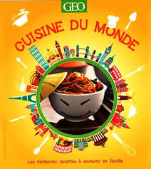 livre de cuisine enfant la bibliothèque gourmande de mireille cuisine du monde ouvrage