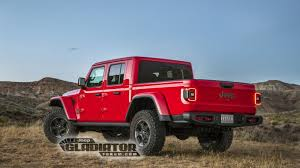 Jeep Gladiator Pickup Truck Photos Leak Online | Automobile Magazine 2019 Jeep Pickup Jt Strips Some Camouflage Reveals Lights And Wrangler Truck Scrambler Toronto Missauga The Upcoming Finally Has A Name Autoguidecom News Caught In Motion On Highway Long Illtrious History Of Trucks Top Speed Protype First Sight 2018 Is Coming In Maxim Hitting Showrooms April 20 Gladiator Vs Pickup Trucks From Chevy Ford Nissan 1978 J20 Off Road Truck Renderings Best Look At New La Auto Show Is Unveiled As New Suv