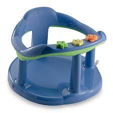 aquababy bath ring blue buybuy baby