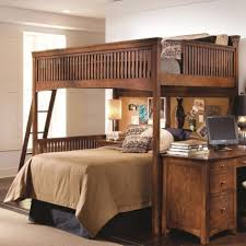Woodcrest Bunk Beds by American Furniture Bunk Beds Desk Best And Safety American