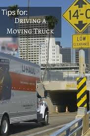 100 Self Moving Trucks Tips For Driving A Truck Drive A Driving Tips