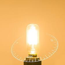 leke dimmable led candelabra light bulb 2700k warm white e12
