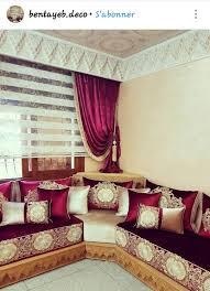 pin on salon marocain