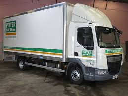 100 Truck For Hire DAF 75 TON BOX VAN TAILLIFT For Hire In Southampton Hampshire