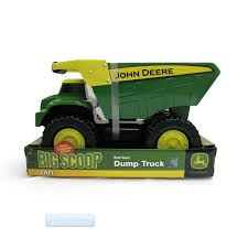 100 John Deere Toy Trucks M2 21 In JD Big Scoop Dump TRU