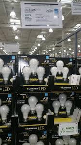 costco costco led light bulbs light fixture saveonenergy rebate