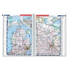 4215 Rand McNally Midsize Road Atlas