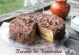 recette de cuisine gateau gâteau é baumkuchen amour de cuisine
