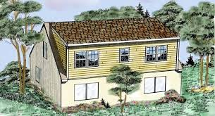 Shed Dormer Plans by New Shed Dormer For 2 Bedrooms Brb12 5176 The House Designers
