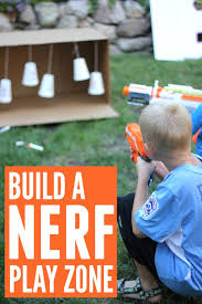 Toddler Approved!   Nerf, Toddlers And Plays Outdoor Game Ideas Kid Crafts And Fun Things To Do Pinterest 25 Unique Ocean Games Ideas On Whale Shark Allergyfriendly Backyard Water Party Water Yard Yahtzee Yard 20 Clever Ways Use A Pool Noodle Noodles Noodles Diy Games For Kids Para As Crianas 1440 Best Spring Summer Acvities Images 93 Fine Motor 17 For Family Diy Layout Backyard 1 Kid Pool 2 Medium Pools Large Spiral These Fun Funny Minute Win It Are Perfect Your Learning Tv