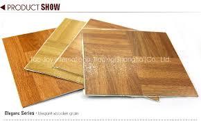 standard size wood look self adhesive 24x24 vinyl floor tile view