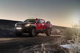 Go Ahead, Build A Chevy Colorado ZR2 Race Truck