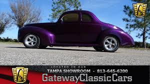 Classic Car / Truck For Sale: 1940 Ford Coupe In Hillsborough County ... 1940 Ford Pickup Truck Resto Mod For Sale Youtube Sale 49054 Mcg Hotrod Classiccarscom Cc761350 Blown 2b Wild 12 Ton Downs Industries Cc982247 Large C At Motoreum In Nw Austin Atx Car Listing Idcc68102 For Autabuycom Near Cadillac Michigan 49601 Classics