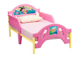 amazon com dora the explorer toddler bed toys games