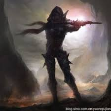 Wizard Female Diablo III