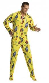 Fire Truck Footie Pajamas For Adults | Www.topsimages.com