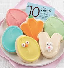 Cheryl's Cookies Easter Cookie Sampler AND $10 Reward Card ...