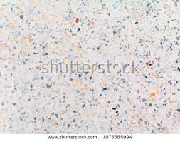 Terrazzo Flooring Texture Polished Stone Pattern Wall And Color Old Surface Marble For Background Image Horizontal