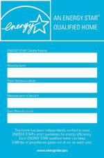 EPA ENERGY STAR Label SBRA Quality Assurance