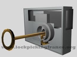 comment ouvrir une porte de chambre sans clé fonctionnement et crochetage d une ancienne serrure à chiffres