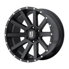 100 Xd Truck Wheels XD Series XD 818 Heist MultiSpoke Painted